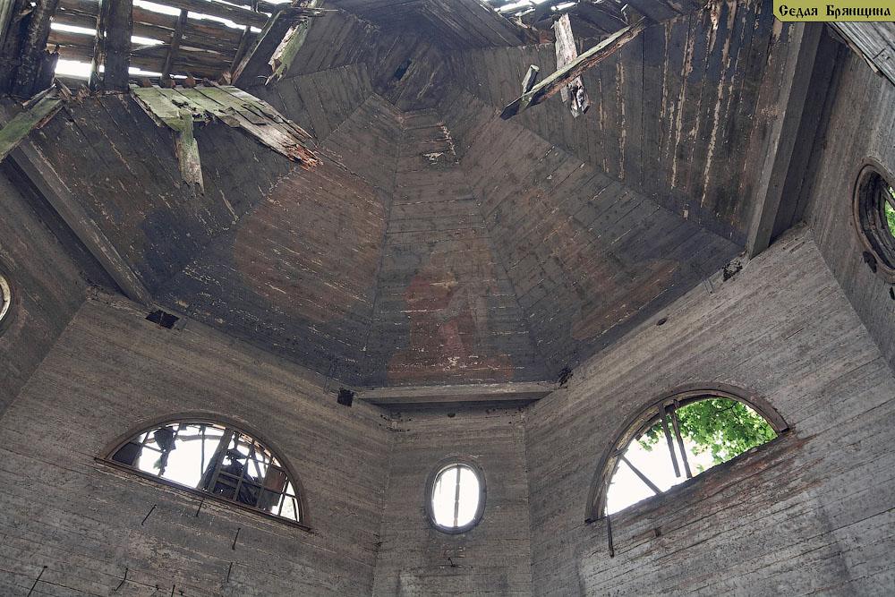 Туросна. Церковь Варвары великомученицы