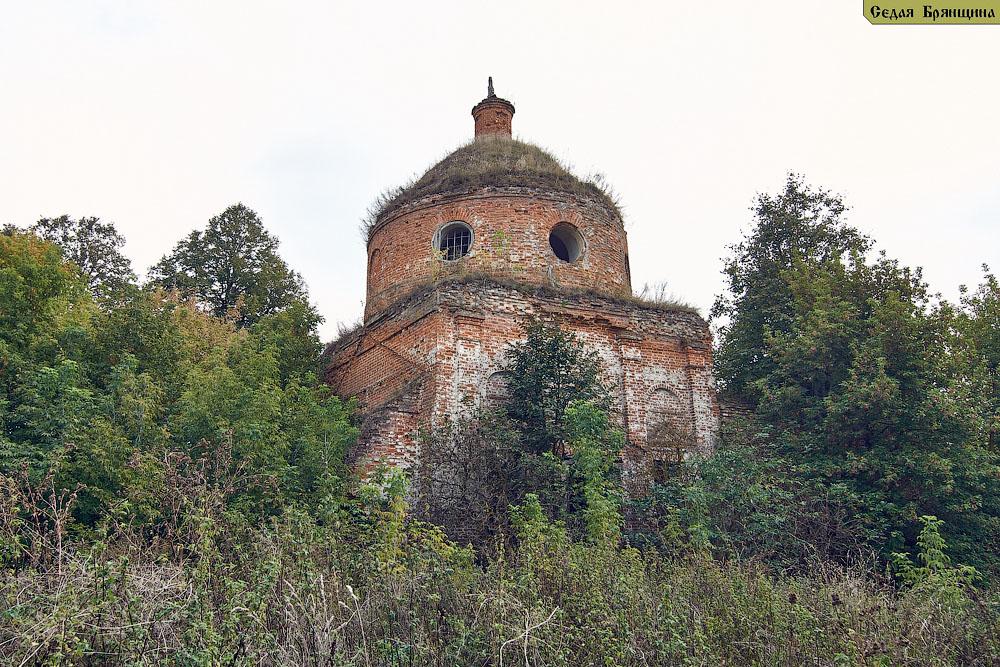 Тишино. Церковь Рождества Пресвятой Богородицы