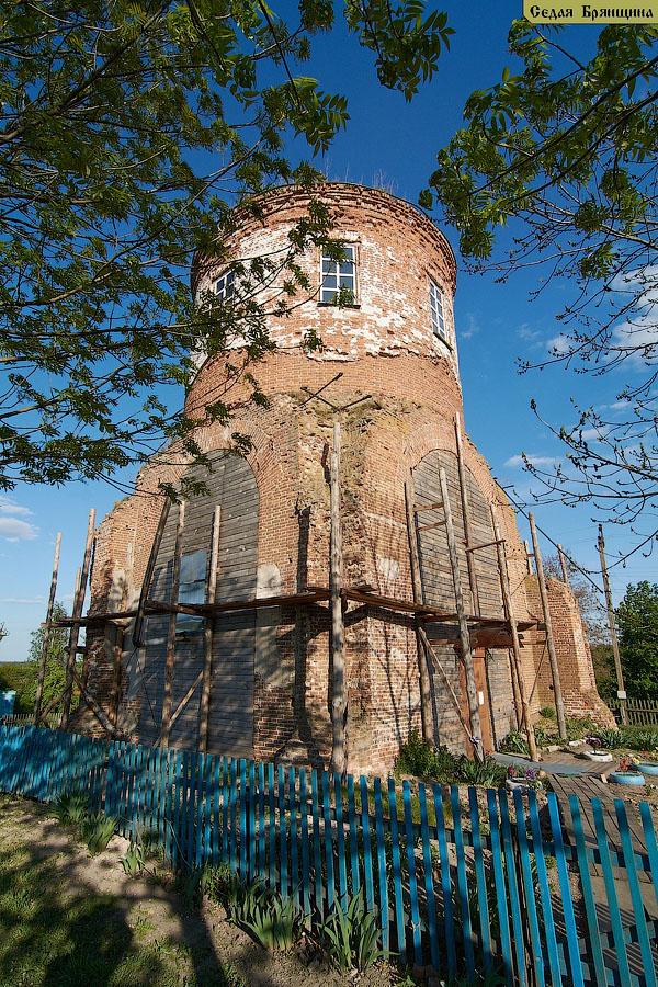 Севск. Церковь Михаила Архангела