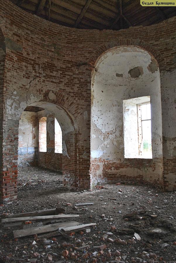 Саранчино. Церковь Николая Чудотворца