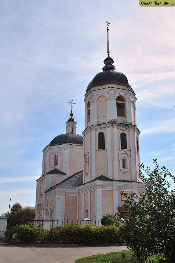 Севск. Церковь Вознесения Господня