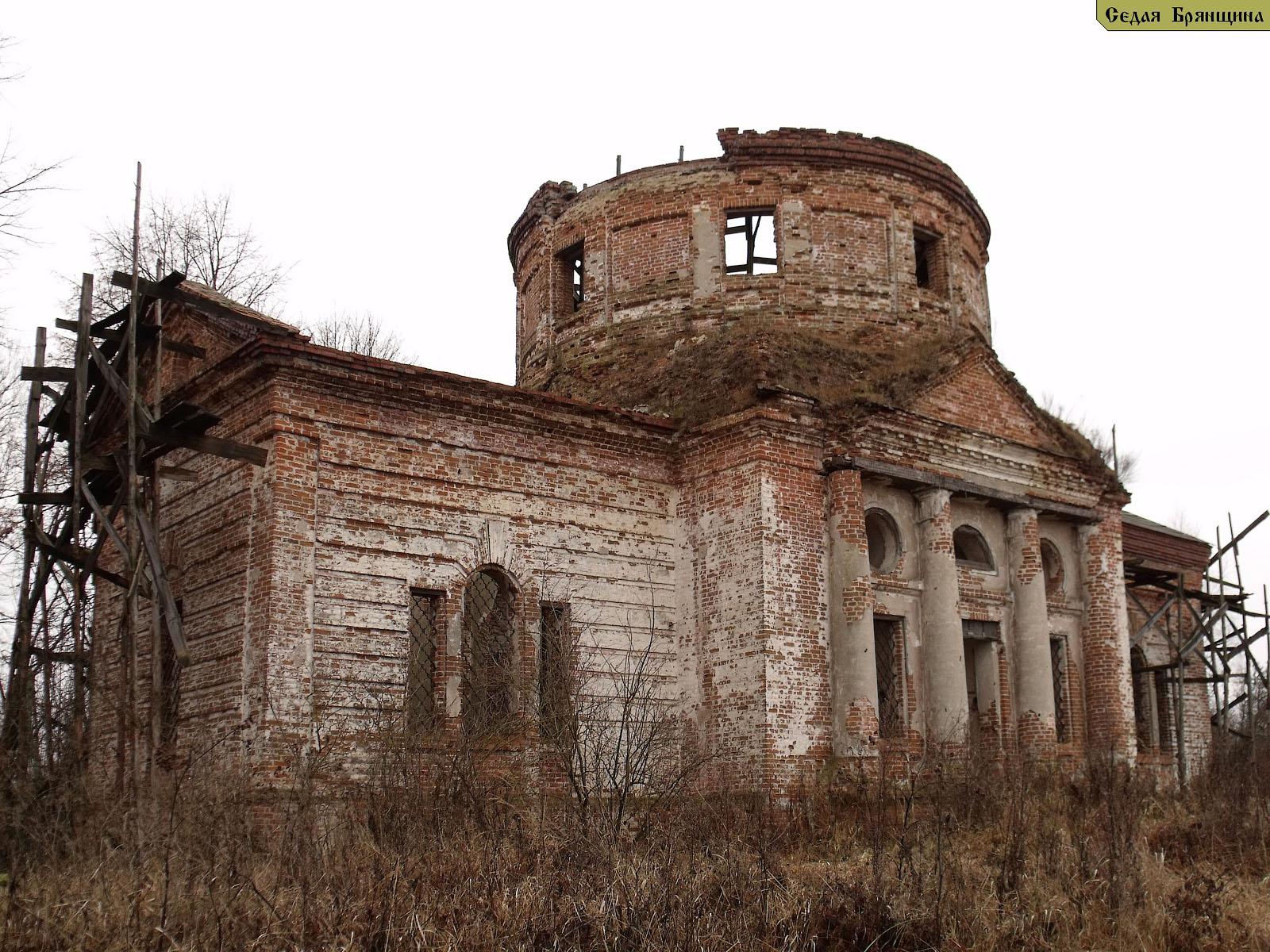 Субботово. Церковь Рождества Пресвятой Богородицы