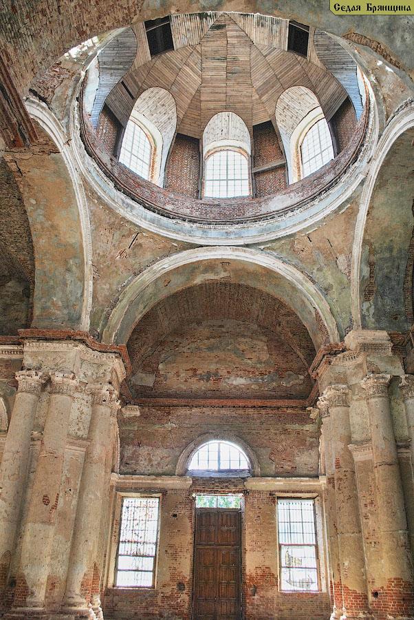 Ляличи. Церковь Екатерины Великомученицы